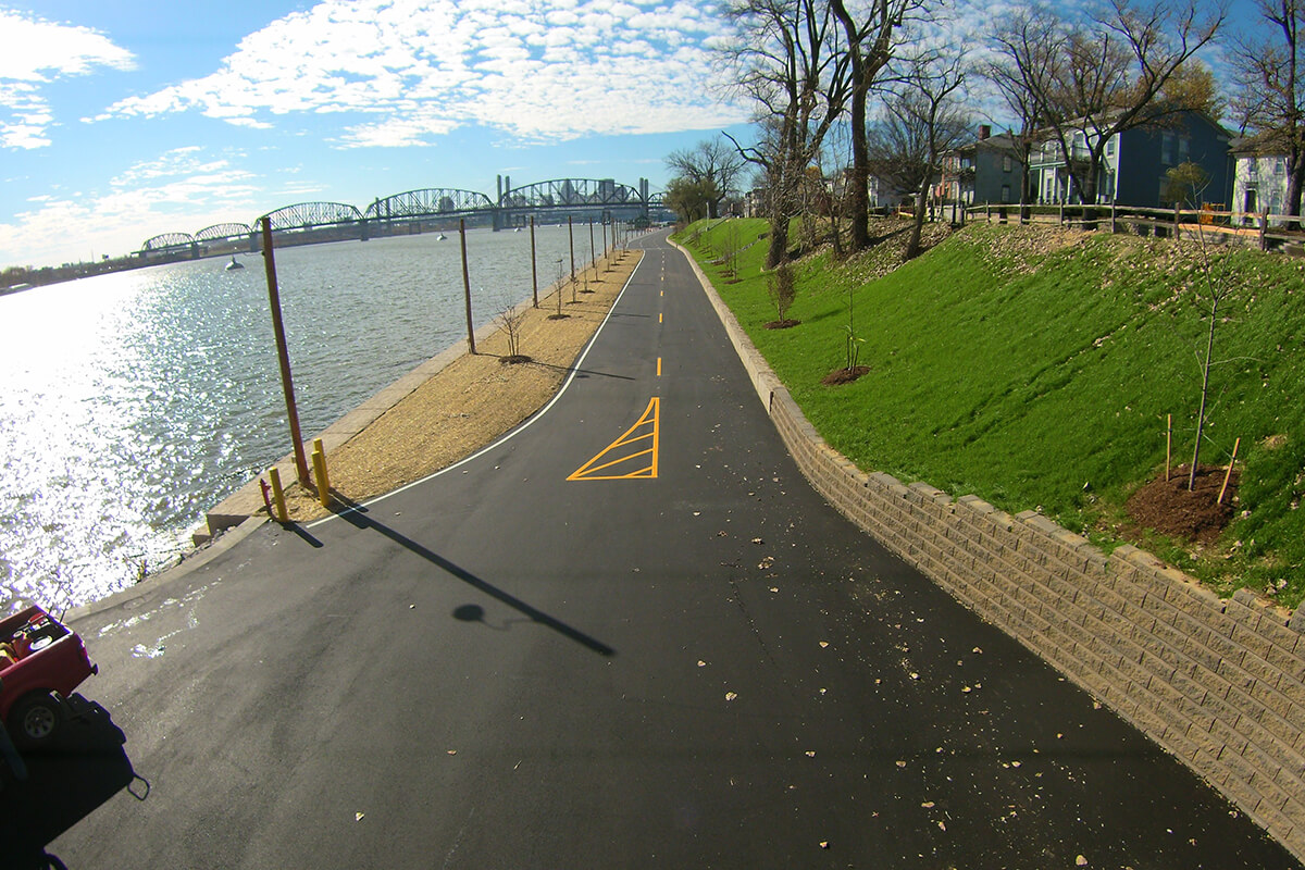 Jeffersonville Indiana Riverfront Jacobi Tombs Lanz Project