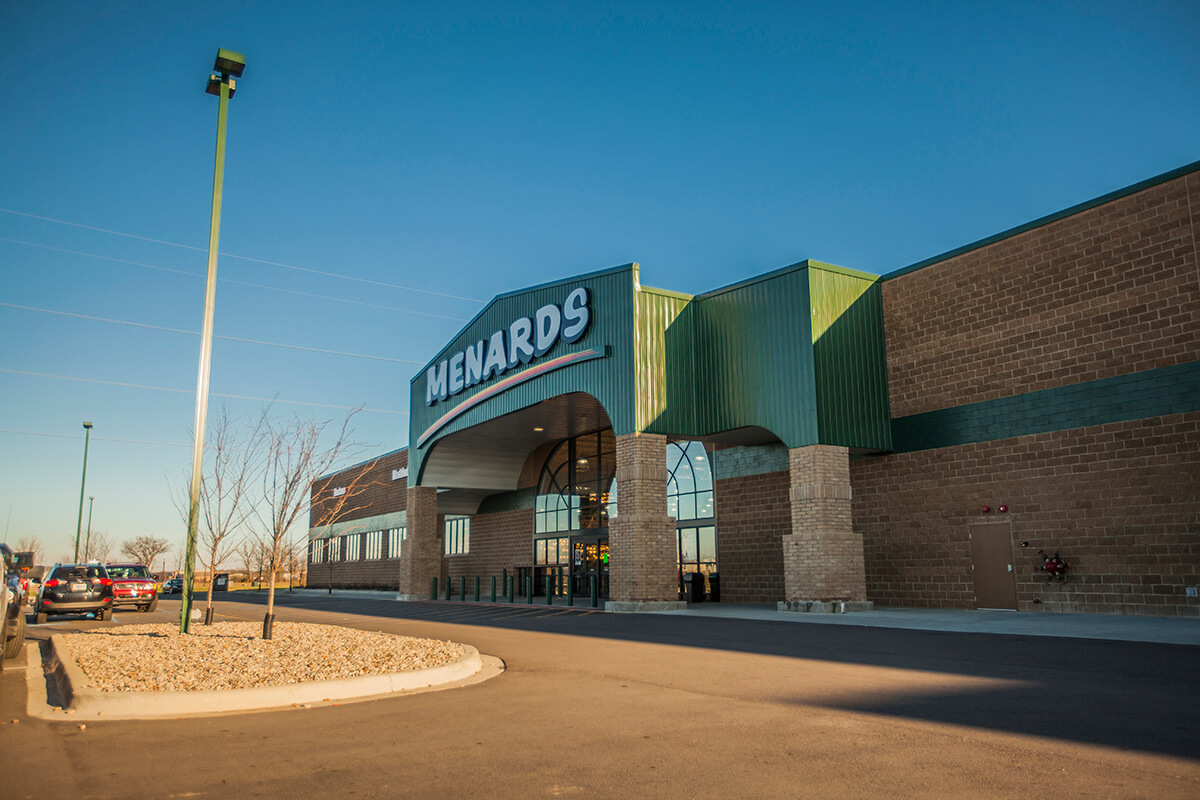 Menards Jeffersonville Indiana JTL Project